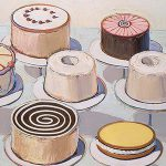Wayne Thiebaud Not Pop Artist Arts Culture