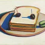 Wayne Thiebaud Sandwich