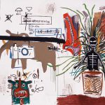 Wicker Jean Michel Basquiat