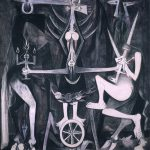 Wifredo Lam Les Noces Wedding