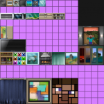 Wii Minecraft Edition Paintings City Texture Pack Textures