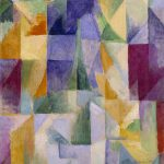 Windows Open Simultaneously First Part Third Motif Robert Delaunay