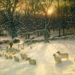 Winter Wonderland Famous Paintings Season Bridgeman