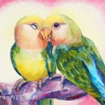 Zeh Original Art Blog Watercolor Oil Paintings