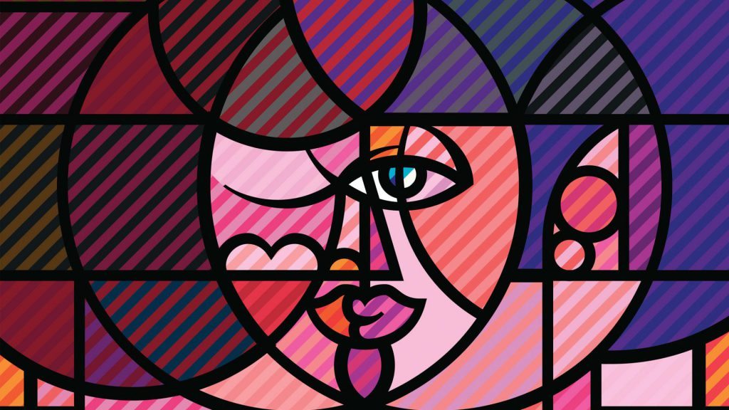 Abstract Art Pablo Picasso Anyone Can