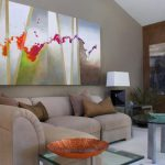 Abstract Wall Art Your Home Without Making Look Out