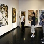Advanced Painting Exhibition San Diego State University Jessica