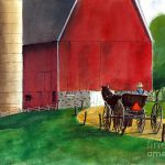 Amish Country Painting John