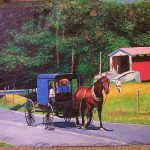 Amish Country Painting Joseph