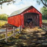 Amish Country Painting Lee