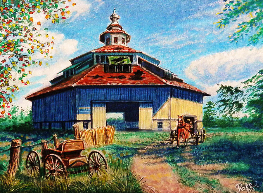 Amish Country Painting Raffi