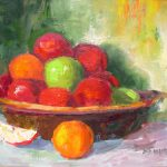 Amy Whitehouse Paintings Fruit
