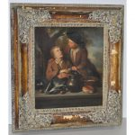 Antique Old Master Oil Painting