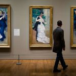 Area Man Pickets Mfa Because Hates French Impressionist Paintings Renoir