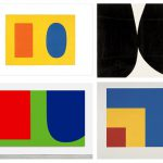 Art Hall Ellsworth Kelly Inspired