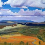 Art Keith Johnson Germany Valley West Virginia Landscape