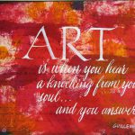 Art Quotes Abstract
