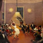 Artist Archibald Motley Jazz Age Imagery Display Lacma