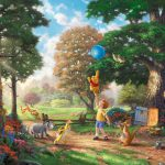 Artist Disney Paintings Look Better Than Movies Themselves Bored