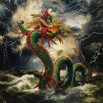 Asian Myths Legends Illustrations Mythology Contemporary Mythic