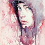 Beautiful Art Watercolor