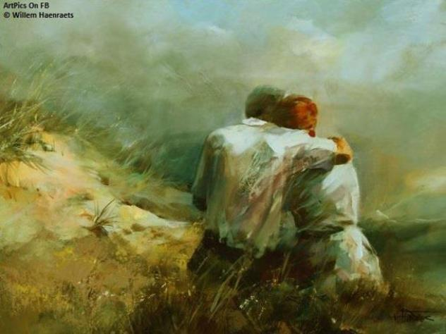 Beautiful Love Paintings Famous