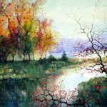Beautiful Watercolor Landscapes