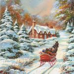 Best Christmas Art Jim Mitchell Pinterest Xmas