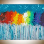 Best Modern Abstract Painting Wall