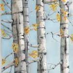 Birch Tree Art Trees Watercolor All Things Examples