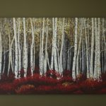 Birch Tree Paintings Home Painting