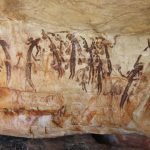 Bradshaw Gwion Rock Art Creative