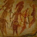 Bradshaw Rock Art Munuru Flickr
