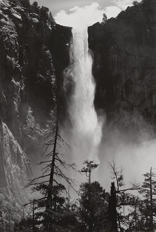 Bridalveil Fall Ansel