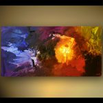 Buy Colorful Modern Abstract Painting