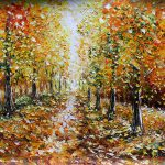 Buy Landscape Oil Painting Sale Autumn Rybakow
