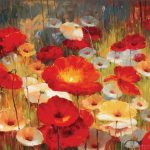 Buy Wholesale Famous Painting Flowers China