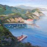 Catalina Paintings Island Avalon