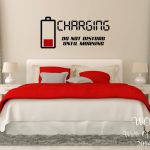 Children Teenager Adult Bedroom Wall Stickers Art Charging Not