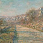 Claude Monet Road Roche Guyon Google Art Project Wikimedia