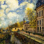 Daily Artist Alfred Sisley October