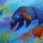 Denali Grizzly Bear Painting Marion
