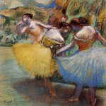Edgar Degas Realist Impressionist Painter Sculptor Part Tutt
