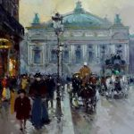 Edouard Cortes One Most Successful Contemporary French Artists