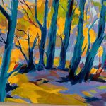 Famous Abstract Tree Paintings
