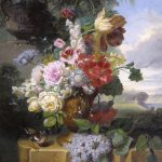 Famous Flower Paintings Sale