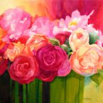 Famous Watercolor Flower Paintings