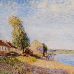 Favourite Paintings Alfred Sisley Fog Voisins Eclectic Light