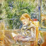 Favourite Paintings Berthe Morisot Lecture Reading Eclectic Light