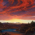 Frederic Edwin Church Paintings Biography Cotopaxi